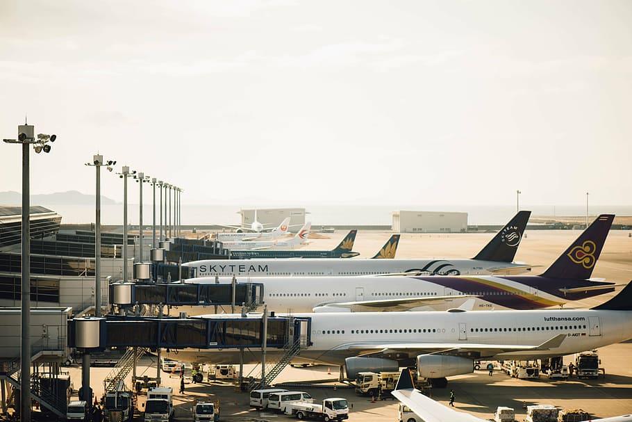Course Image Check-in aeroportuario