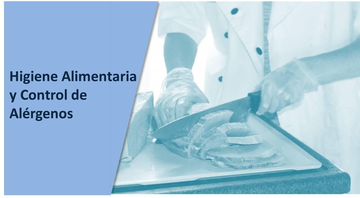 Course Image Higiene Alimentaria y Control de Alérgenos